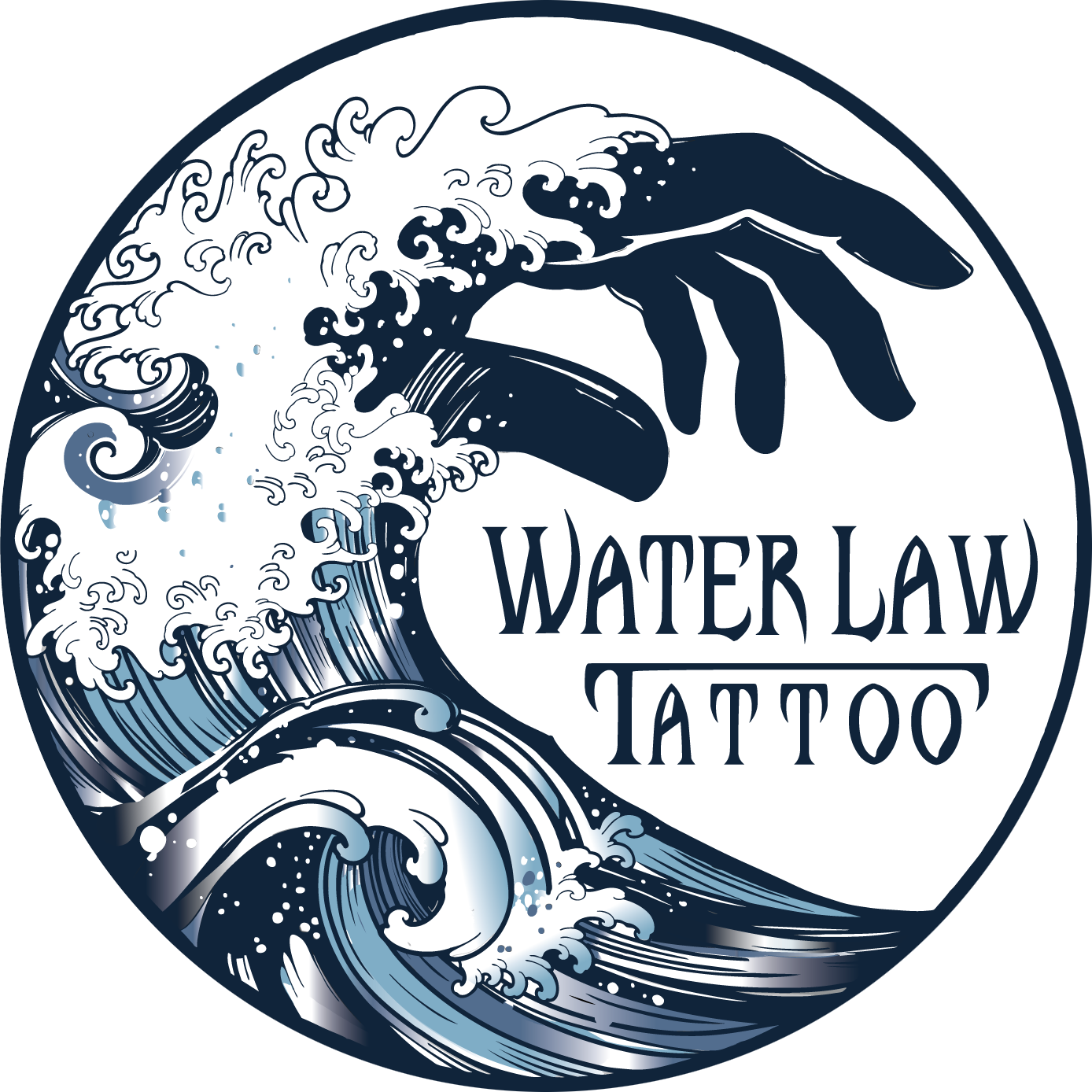 Water Law Tattoo