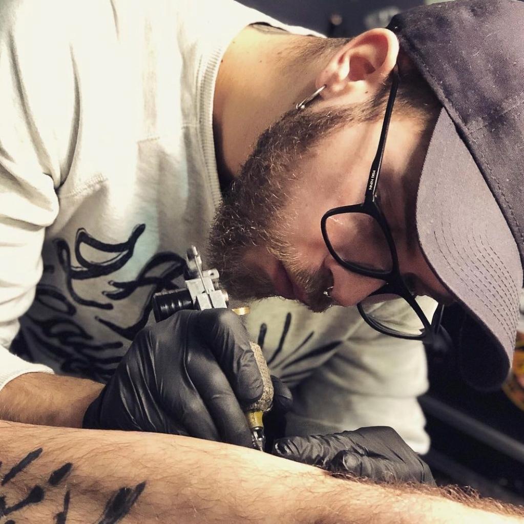 Devid Signorino, Water Law Tattoo Pro Team